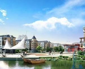 文亭湖·金海岸